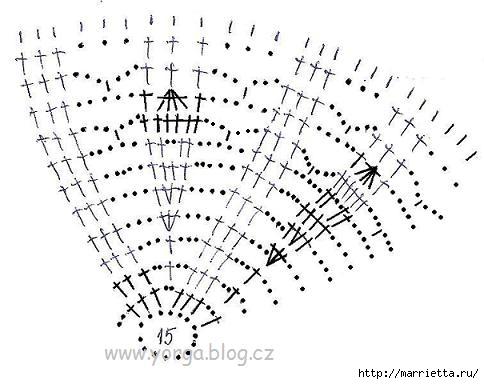 пасхальные яйца. обвязка крючком (7) (484x384, 94Kb)