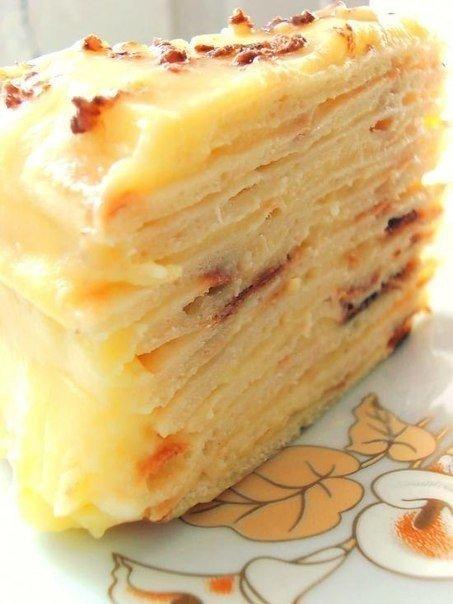 Сказочно вкусный торт с твор…