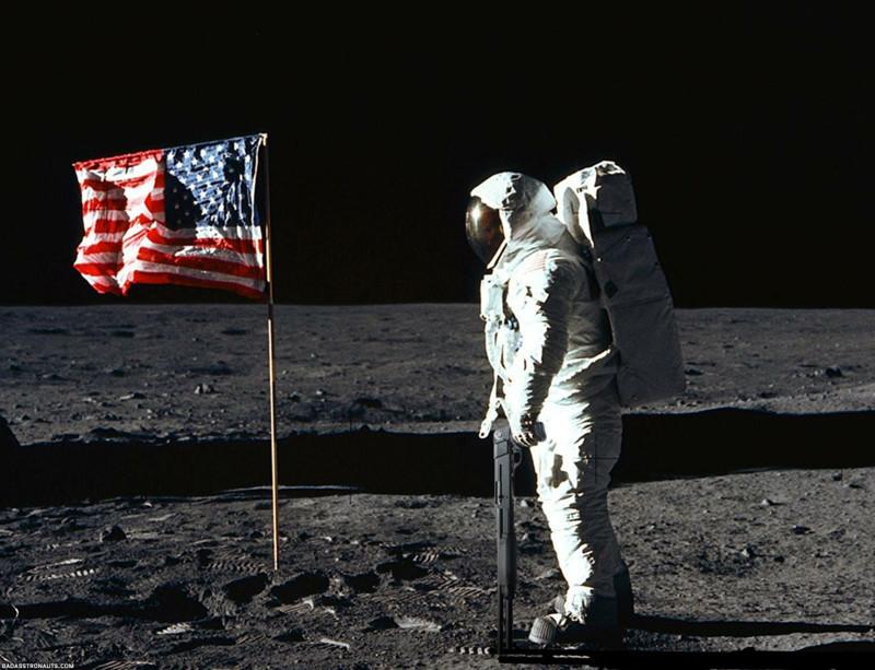В лунной афере США поставлен…
