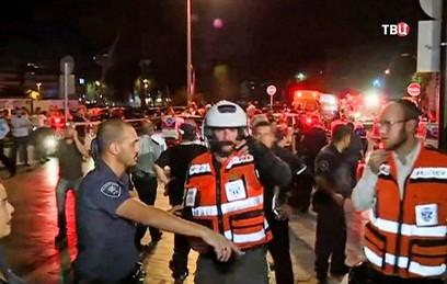 Россиян среди пострадавших в теракте в Тель-Авиве нет