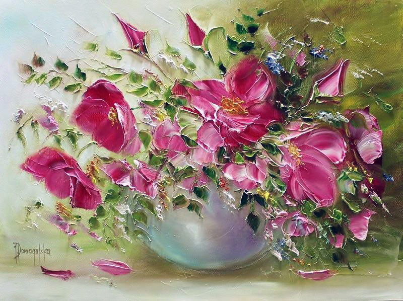 Брызги радуги цветной. Joanna Domagalska