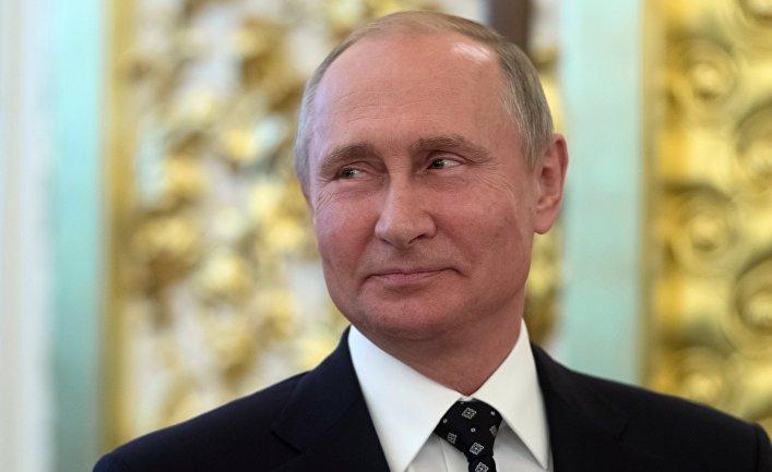 У Путина появился повод для радости. Polityka, Польша