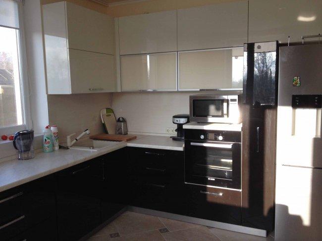 Дизайн кухни 15 кв м в частном доме фото