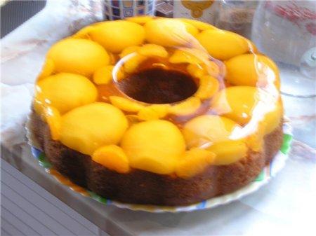 Арабский кекс