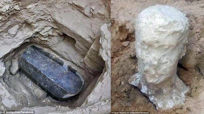 Вскрытие черного саркофага: …
