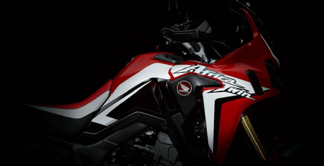 Фото CRF1000L, мотоцикл