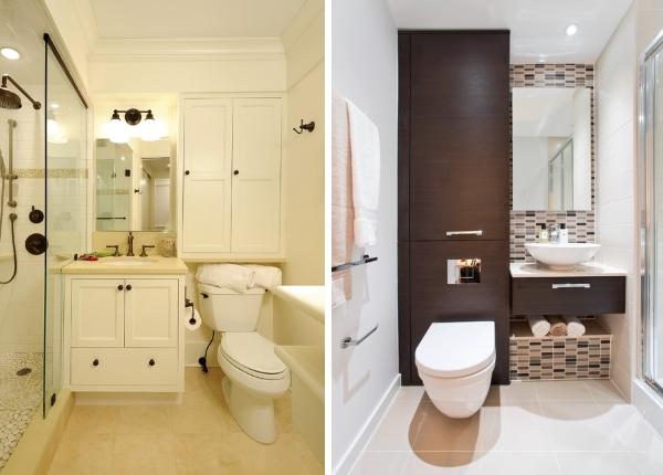 Дизайн туалета с инсталляцией фото