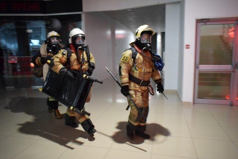 Из политехнического колледжа в Академгородке эвакуировали 300 человек