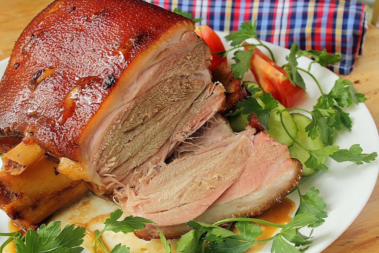 Свиная рулька как приготовить рецепт с