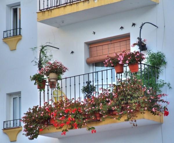 балконы, террасы, лоджии фото - 05