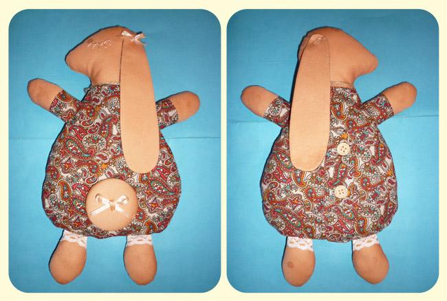 Шьем игрушки для новорожденных своими руками 19