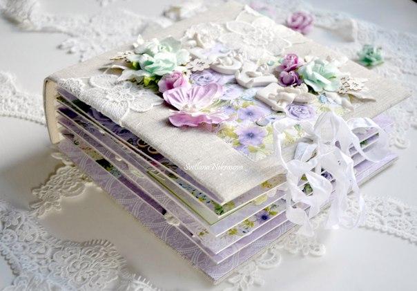 свадебный альбом Cветланы Некрасовой