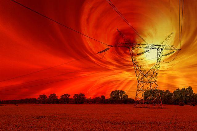 В цифрах и фактах: около 60% людей реагируют на магнитные бури