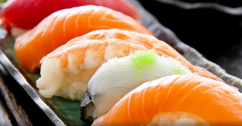 Суши: шокирующие факты