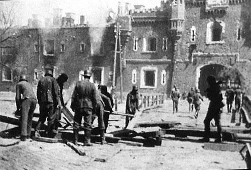 Оборона Брестской крепости в 1939 году: как это было
