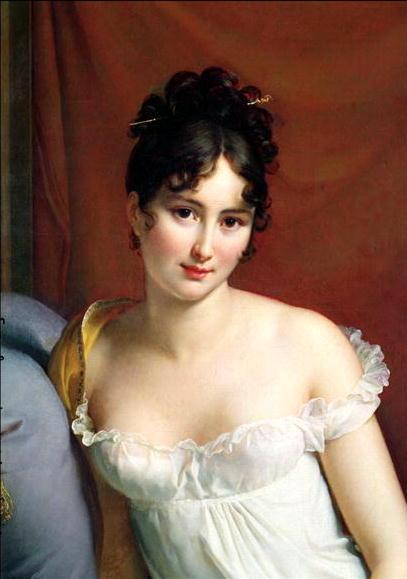 «Некоронованная королева» Парижа: таинственная мадам Рекамье