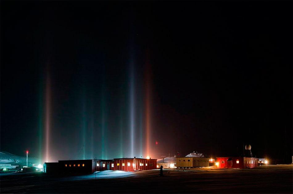 О поножовщине в Антарктиде