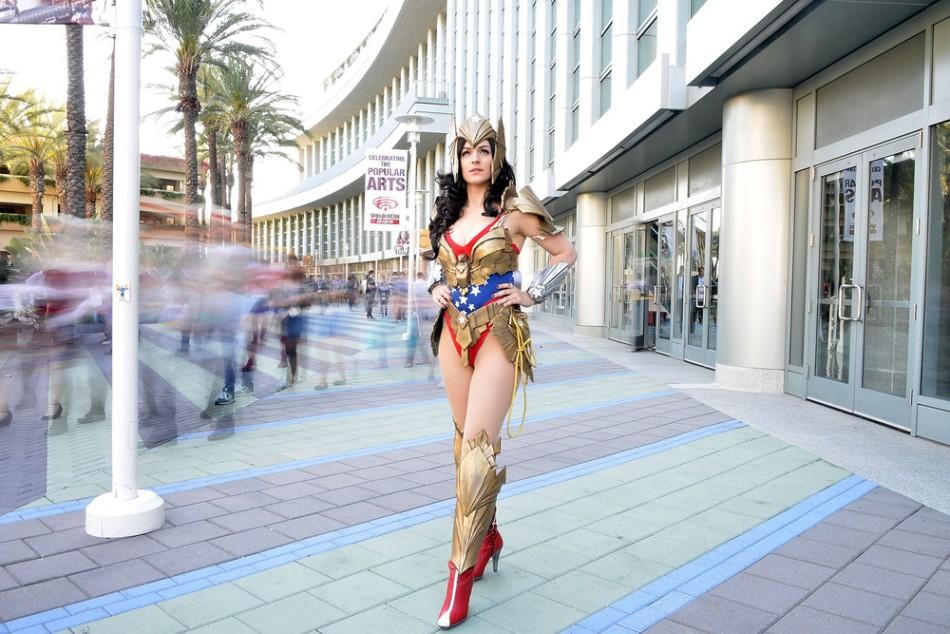 Костюмированный фестиваль WonderCon 2015 года