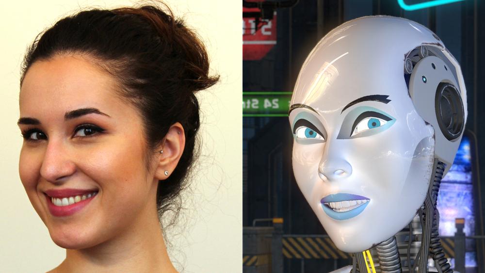 Новая технология позволяет превратить человека в аватар