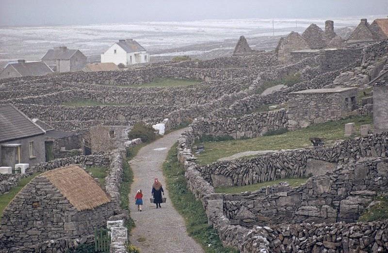 За каменными стенами Ирландии