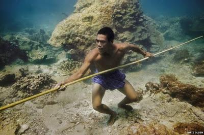 Морские цыгане - загадочный народ океана