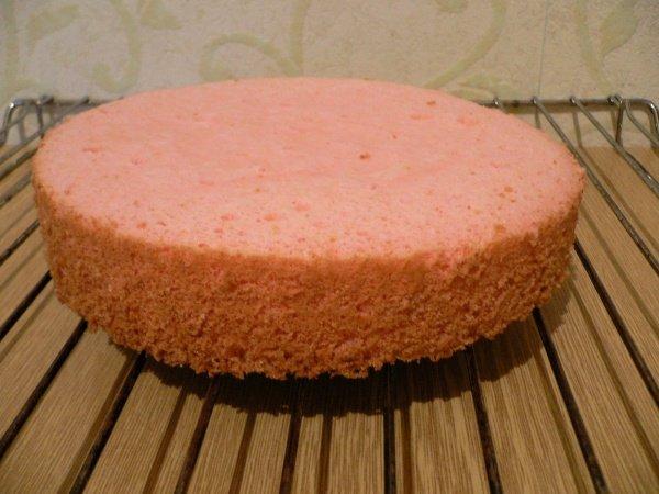 Торт с киселем рецепт с фото