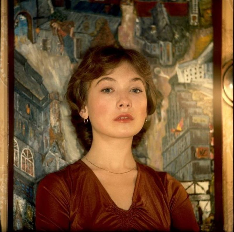 20 великолепных фотопортретов советских актрис от Владимира Бондарева