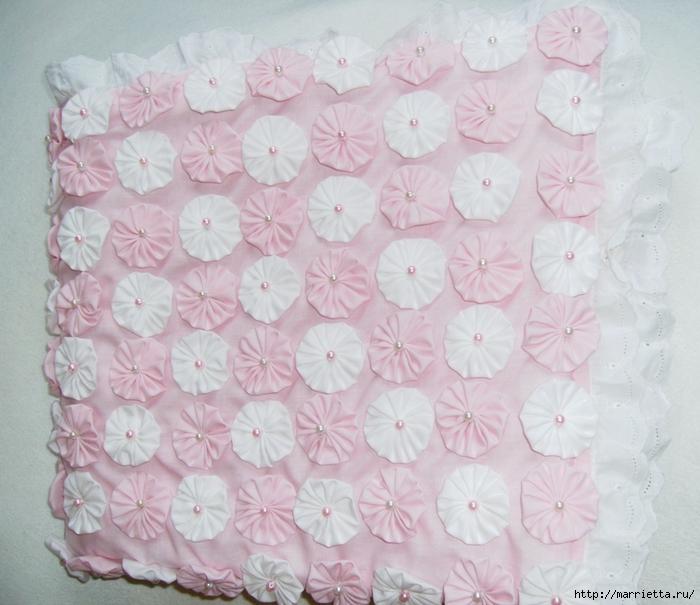 цветочки йо-йо для шторки (21) (700x605, 278Kb)