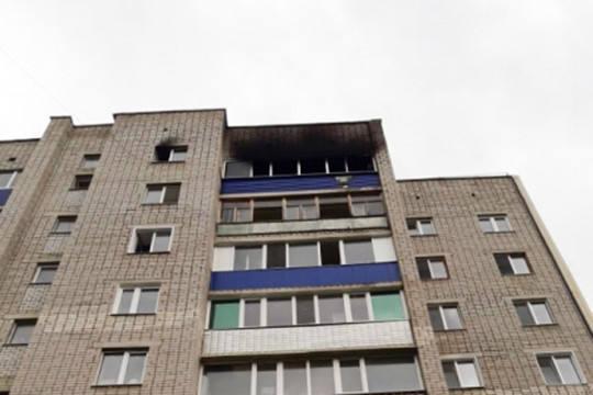 В Бугульме при пожаре в квартире погибли женщина и девочка