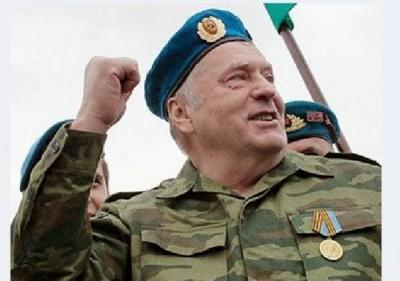 Большой войны между США и Россией не будет - Жириновский