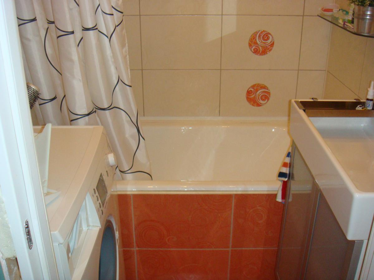 Ремонт ванной хрущевка