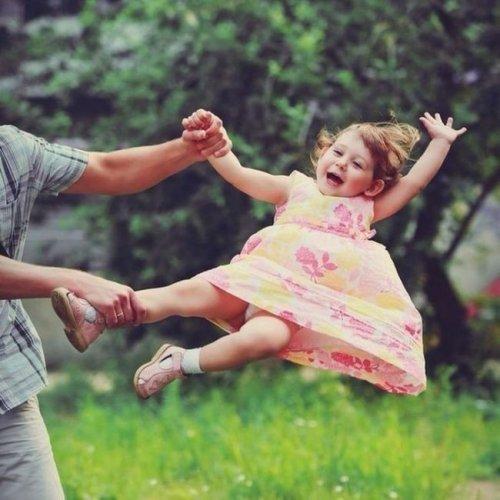 Отцы и дети (17 фото)