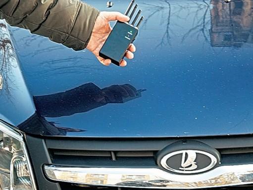 Угонщики автомобилей освоили новую технологию