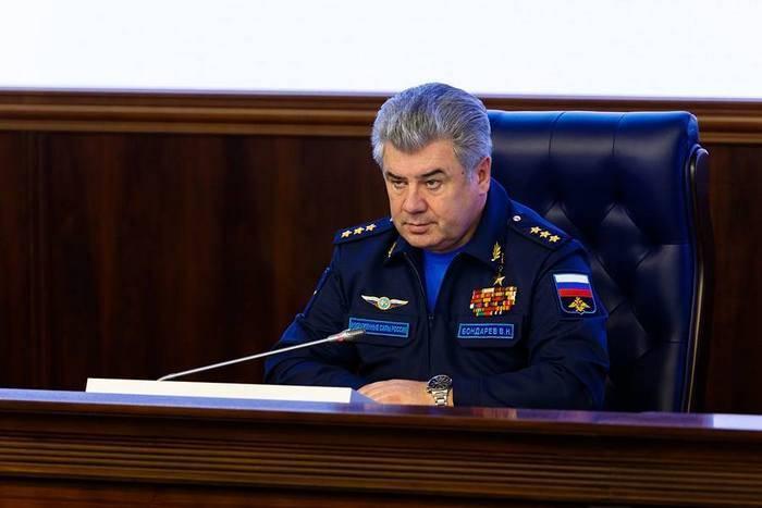 Бондарев рассказал об объеме новой программы госвооружений