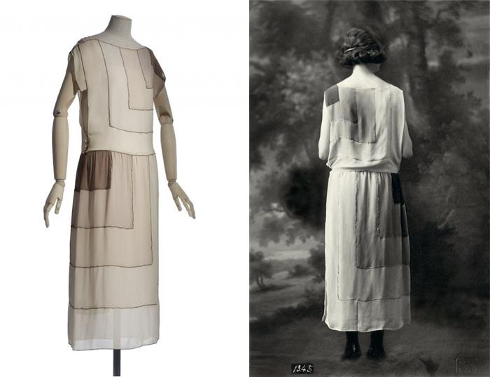 Платье от Вионне.
