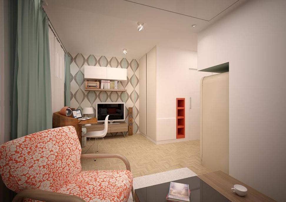 Микроквартиры - жильё будущего-1