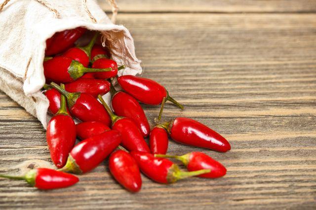 Огненная тарелка - полезен или вреден перец чили