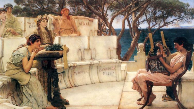 Что такое стихотерапия?