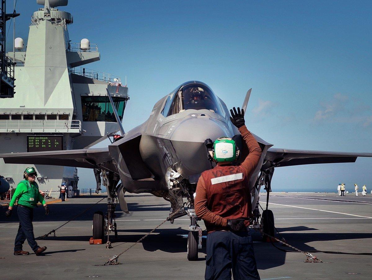 В Израиле уверены, что истребители F-35 уйдут от «взора» российских С-300