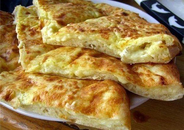 Быстрые Хачапури к завтраку!