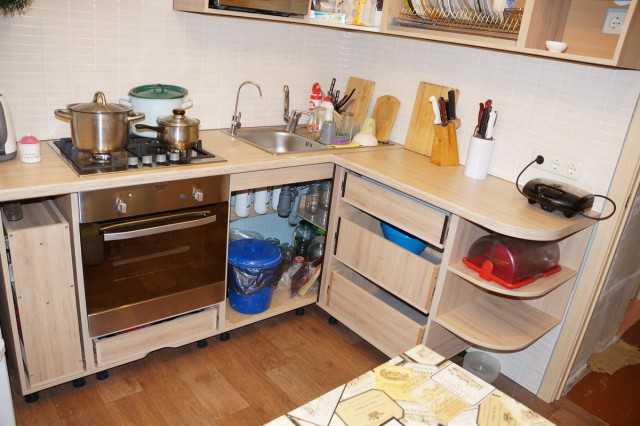 Ремонт кухонный гарнитур своими руками