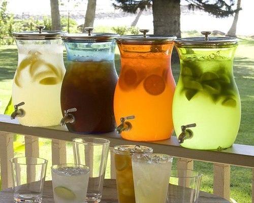 Пять рецептов вкусного домашнего лимонада