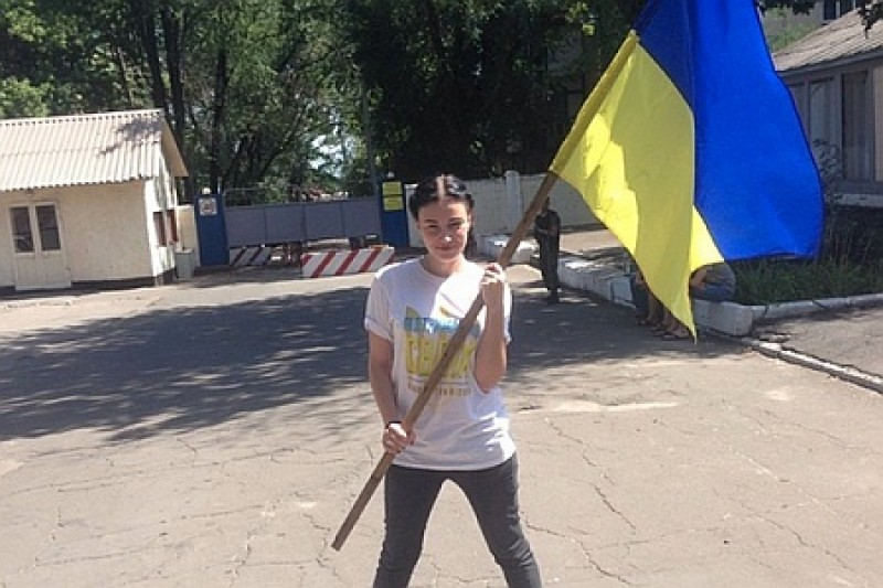 Бедная Настя: как «певица ртом» органично вписалась в майданную помойку
