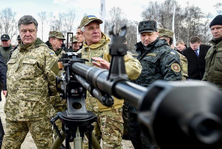 О государственном оборонном заказе Украины на 2018 год