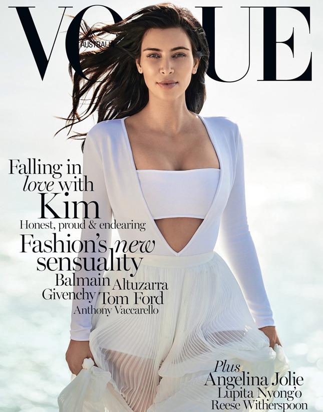 10 самых ярких beauty-перевоплощений Ким Кардашьян