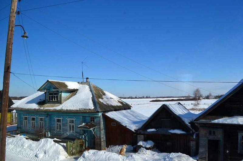 Хотите  переехать жить в деревню? Нет ничего проще!