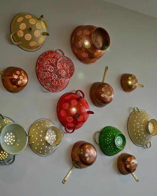 Что можно сделать из старой кухонной утвари (33 фото)