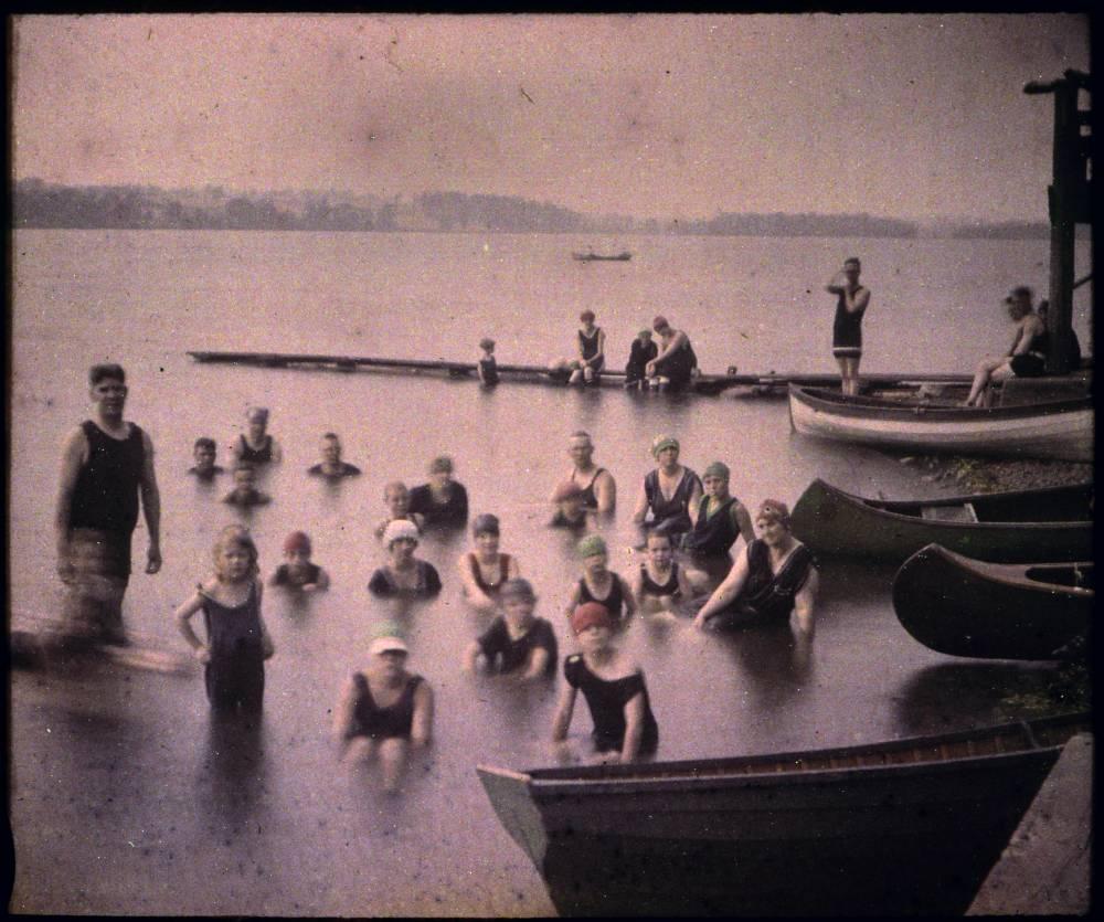 Автохром Люмьер - цветные фотографии начала XX века
