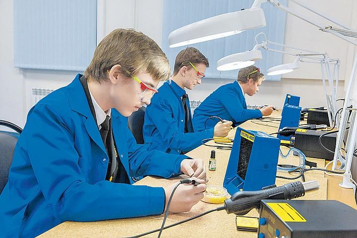 Через детский технопарк - в будущую профессию