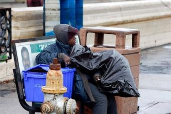 Американцы становятся беднее с каждым днём